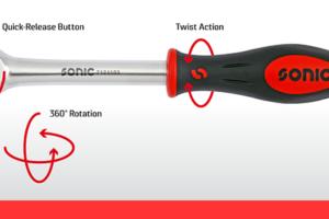 Sonic introduceert gelimiteerde gereedschapskar en nieuwe ratel