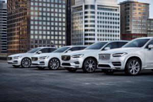 Elektrische aandrijving voor alle Volvo's vanaf 2019