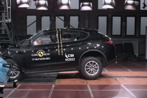 Euro NCAP oordeelt streng en opvallend op veiligheidssystemen