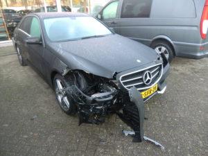 De gemiddelde schade per auto is € 6.000 tot € 10.000,-. Een groot deel van de kosten ontstaat door gevolgschade tijdens het 'demonteren' van de onderdelen.