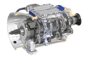 Sleutelen aan Volvo I-Shift Dual Clutch versnellingsbak