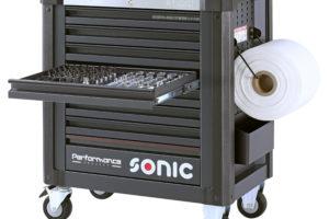 Sonic Project Performance series gereedschapskar