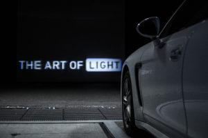 Hella koplamp werkt als LCD beeldscherm