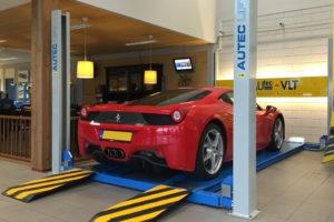 Autobedrijf de Jong vierde winnaar Abu Dhabi-actie