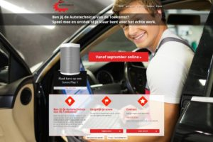 De verkiezing 'Autotechnicus van de Toekomst' officieel van start!