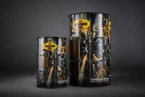 Kroon-Oil B.V. introduceert nieuw full colour vat