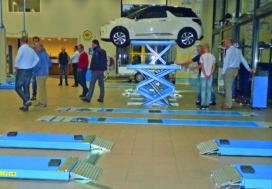"""Van Abeelen Keuringen B.V. winnaar """"Abu Dhabi actie"""" tijdens de Werkplaats Vakdagen"""