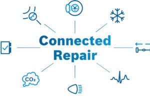 Bosch Connected Repair verbindt apparatuur voor een efficiëntere werkplaats