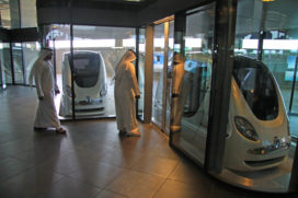 Nederlands bedrijf levert autonome voertuigen aan Dubai