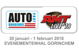 Kennis tanken op Auto Prof – AMT Live 2018 in Gorinchem