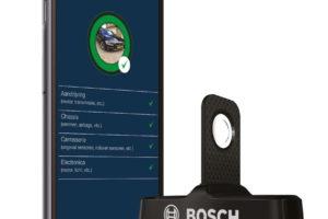 Bosch Car Service Connect App verbindt klant en autobedrijf