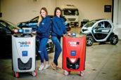 Rekenen aan de broeikas: airco versus uitlaat